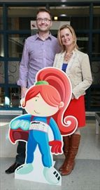 Lucy Tries Luge: Guelph-bred sportscaster writes children's book