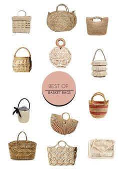Best Of: Basket Bags (For Every Budget!)