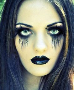 black lipstick - Google Search
