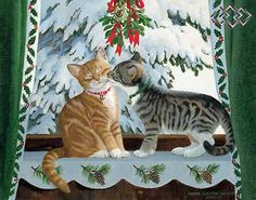 Holiday Tradition - Original - Persis Clayton Weirs - World-Wide-Art.com