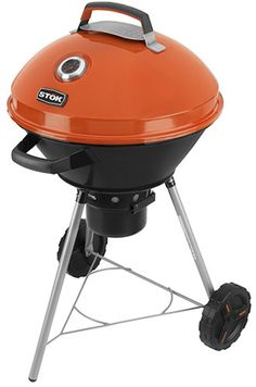 8. Stok SCC0070N Drum Charcoal Grill