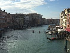 Aterrizando: Venecia noviembre 2016, antes de que llegara el hi...