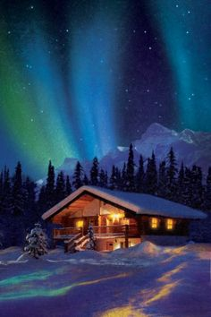 Scenery Pictures, Cool Pictures, Beautiful World, Beautiful Places, Landscape Photography, Nature Photography, Aurora Sky, Northen Lights, Image Nature
