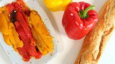 Moroccan Roasted Pepper Salad / سلطة الفلفل - CookingWithAlia