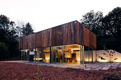 The Use of Wood in Interiors