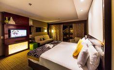 PHOTO TOUR & REVIEW: Contemporary Resort - Walt Disney World Hotel