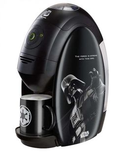 Nestle Star Wars coffee machine