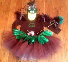 Mallard Duck Costume Set by SeeSalSew on Etsy