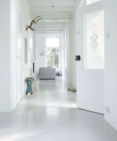 Superficies de microcemento | Decorar tu casa es facilisimo.com