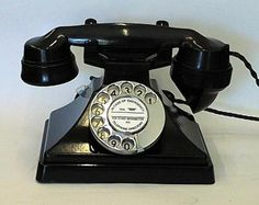 Bakelite Telephones | Bakelight telephone Bakelite Jewellery & Other Objects