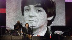 Las fotos del recital de Paul McCartney en La Plata