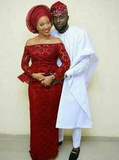 Nigerian Lace Styles For Wedding [Updated African Lace Styles, African Lace Dresses, Latest African Fashion Dresses, African Dresses For Women, African Print Fashion, African Prints, African Women, Africa Fashion, African Wedding Attire