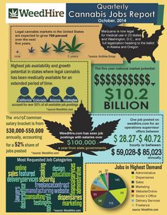 Who's Going to Make Billions in the Marijuana Business? (Infographic) | Inc.com