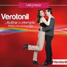 ¿Sabías que VEROTONIL es la mejor opción para prevenir estados carenciales de vitaminas? APORTA los mayores requerimientos de VITAMINAS, MINERALES y GINSENG ante el déficit propio del estrés. Con Verotonil ¡Activa tu energía!  #Verotonil #SaludyBienestarBagó