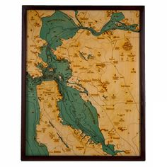 I'll take one Bay Area and one Ohio. http://www.belowtheboat.com/collections/frontpage/products/san-francisco-bay