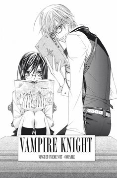 Scan Vampire Knight Tome 5 VF page 60
