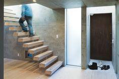 Project: Bent House Architect: Koji Tsutsui