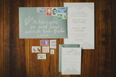 low country paper invitations