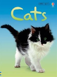 AR Level/Points: 3.0/0.5  Why do cats purr? How do cats say hello? Which cat has no tail? In this book you'll find the answers and lots more about the curious world of cats.