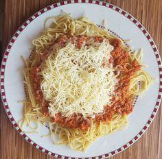 Bolognai spagetti egyszerűen - Balkonada tésztaétel recept