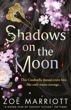 #CoverReveal: Shadows on the Moon - Zoe Marriott, UK pb redesign