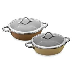 WMF Silit 8.0-Quart Stewing Pans with Lids - BedBathandBeyond.com