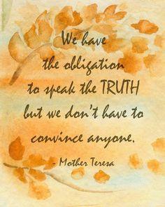 Quote - Mother Teresa