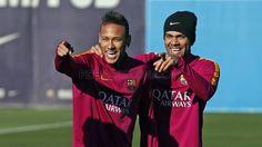 Entrenamiento (16/01/16) | FC Barcelona