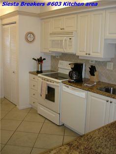 Thing 1, Siesta Key, Beach Condo, Kitchen Cabinets, Sun, Home Decor, Decoration Home, Room Decor, Kitchen Cupboards