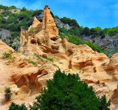 Escursione Lame rosse, grotta dei frati, gole del fiastrone: Imperdibile dell'Estate 2012
