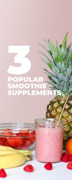 What's in your smoothie? Smoothies, Smoothie Bowl, What You Eat, Health Benefits, Healthy Lifestyle, Pineapple, Healthy Eating, Diet, Popular
