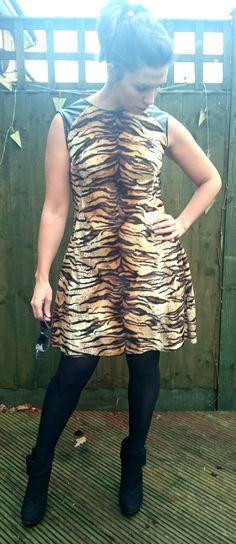Gemma's Francoise dress