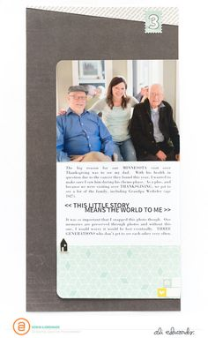 For The Love Of Words example by Donya Gjerdingen for aliedwards.com #craftthestory