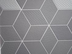 Rhombus Light Grey, Dark Grey