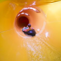 Challenge a friend to the highest score in Slideboarding at Great Wolf Lodge Pocono Mountains, PA. GWLPoconoReady