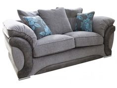 Buoyant Omega 2 Seater Sofa - High quality sprung seats £499.99