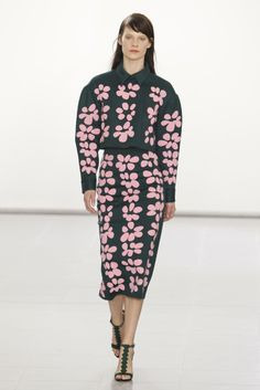 Issa RTW Fall 2014 [Photo by Giovanni Giannoni]