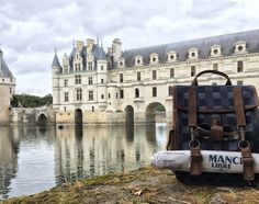 Château de Chenonceau!! 🏛 www.kjoreproject.com/backpacks #Kjøre #view #landscape #Chenonceau #Château #heritage #vintage #France #europe #world #journey #friends #kjoreproject #survey #evolution #backpack #finest #denim #handmade #production #premium #newzealand #evolution #leather #love #minimal #design @kjoreproject