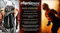 The Rock Team Hercules Workout The Team Hercules workout has been promoted by Dwayne The Rock Johnson on his Facebook, Twitter and Instagram accounts. Here's a compilation of every Instagram post The Rock made while training for the movie Hercules: The Thracian Wars. Despite playing Roadblock in G.I Joe Retaliation and Luke Hobbs in Fast and …