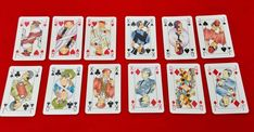 Venice Simplon Orient Express Set of Playing Cards. Luxurious Design of Art Deco Kings, Queens, Jacks and Jokers. Simplon Orient Express, A Royal Affair, Crown Logo, Double Deck, Jokers, Agatha Christie, Deck Of Cards, Venice, Queens