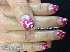 Christmas Design by TrumpGelUSA from Nail Art Gallery