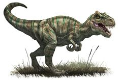 My favourite dino!! Allosaurus by Critical-Dean on deviantART