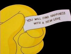 You will find happiness with a new love Pinterest: soursunrise