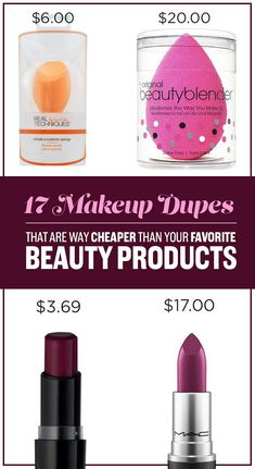 17 Makeup Dupes That Are Way Cheaper And Just As Awesome As Other Beauty Products is part of eye-makeup - Think of, like, all the extra tacos you can buy now Make Up Dupes, Drugstore Makeup, Makeup Tips, Makeup Hacks, Makeup Ideas, Makeup Geek, Prom Makeup, Beauty Dupes, Beauty Makeup