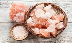 Himalayan pink salt originates from Pakistan and has been used for centuries for its therapeutic and cosmetic uses. The mineral was extens...