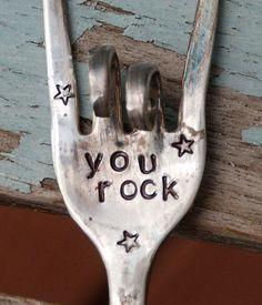 Un détail rock et original pour votre décoration !