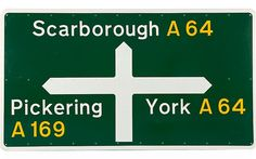 British typographers Jock Kinneir and Margaret Calvert were responsible for standardising the country's road signs | Influential Women in Industrial & Graphic Design