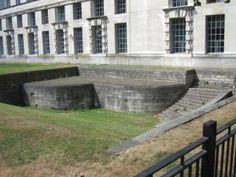Ruins of Whitehall Palace ( King Henry VIII )