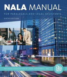 NALA Manual for Paralegals and Legal Assistants: A General Skills & Litigation Guide for Today's Professionals (eBook Rental) Types Of Education, Right To Education, Online Textbook, Online College Degrees, Paralegal, Online Courses, Homeschool, National Association, Open Library