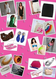 What to pack for a week long beach vacation  #holiday